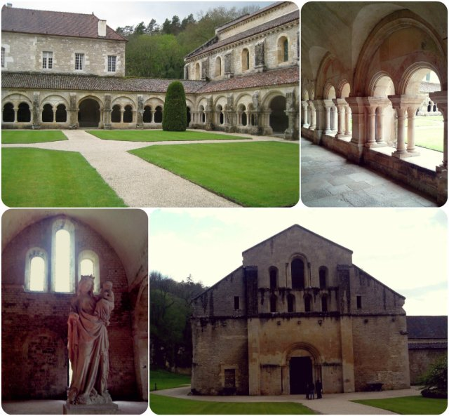 Abbey-Fontenay-Collage