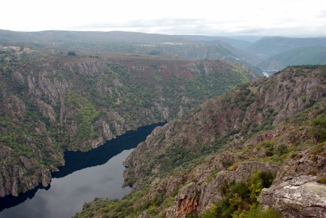 Sil Canyons, Galicia