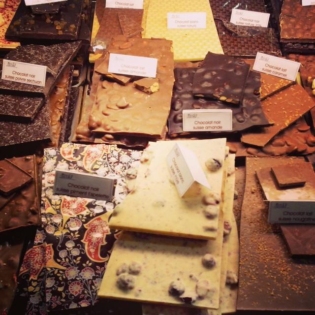 Swiss Chocolate, Martel