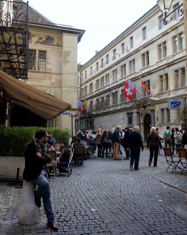 Old-town-Geneva