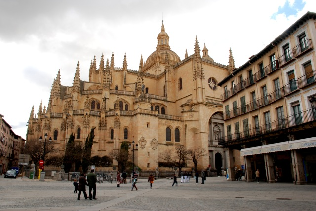 Segovia-cathedral