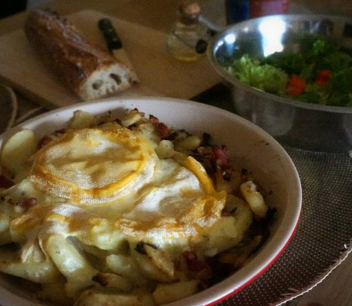 Tartiflette, a French Winter Classic. A Beautiful Journey