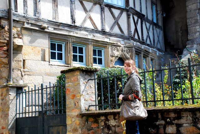 Backroads of Burgundy : Autun, France // A Beautiful Journey