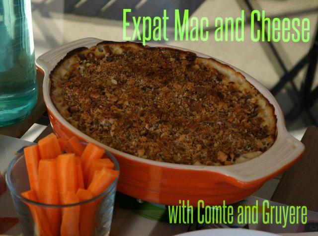 Expat Mac and Cheese